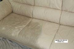 NS400 Tex - mycie sofy skórzanej